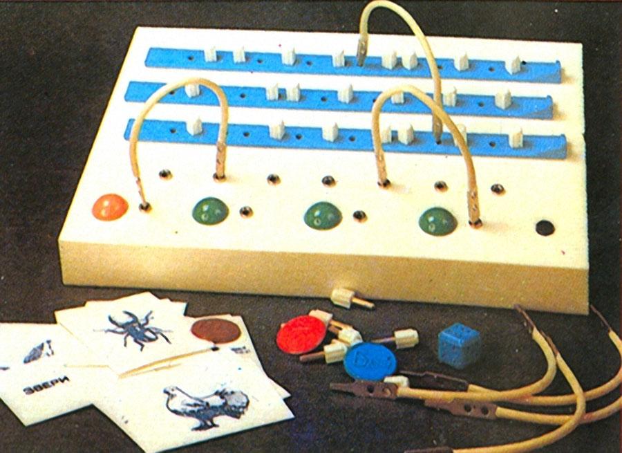 Игрушка мелодия схема