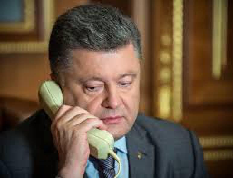 Порошенко провел телефонный разговор с Президентом Турции Эрдоганом