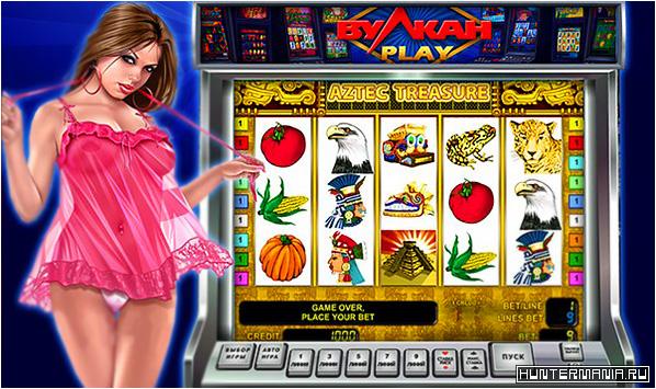 Онлайн-слоты в виртуальном казино