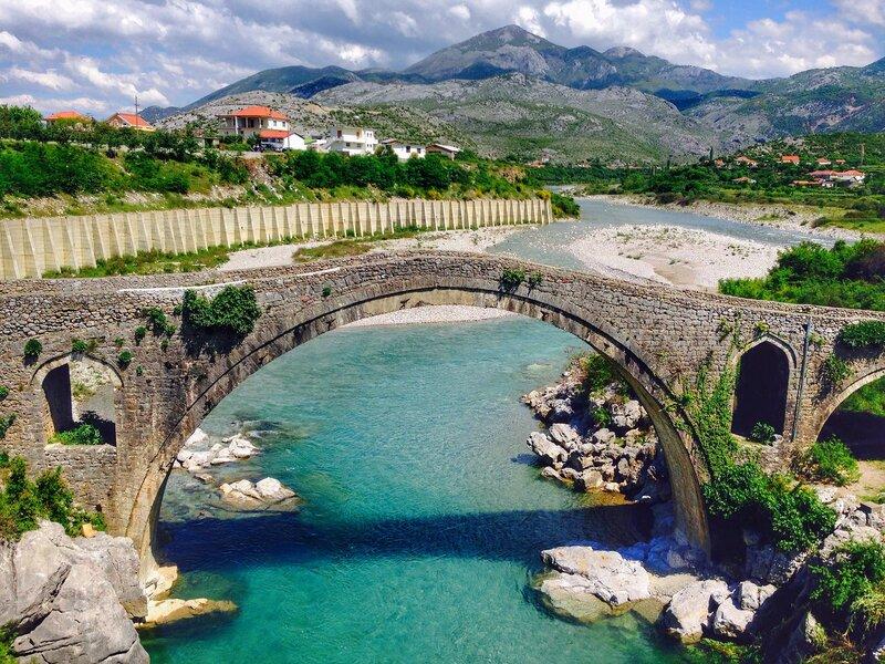 путешествие по Албании, май 2016