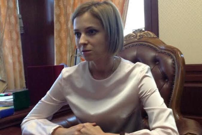 Прокурор Крыма Наталья Поклонская дала эксклюзивное интервью корреспонденту «Комсомольской правды» Дмитрию Стешину