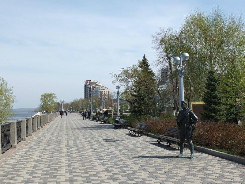 Набережная, мост и запад 047.JPG
