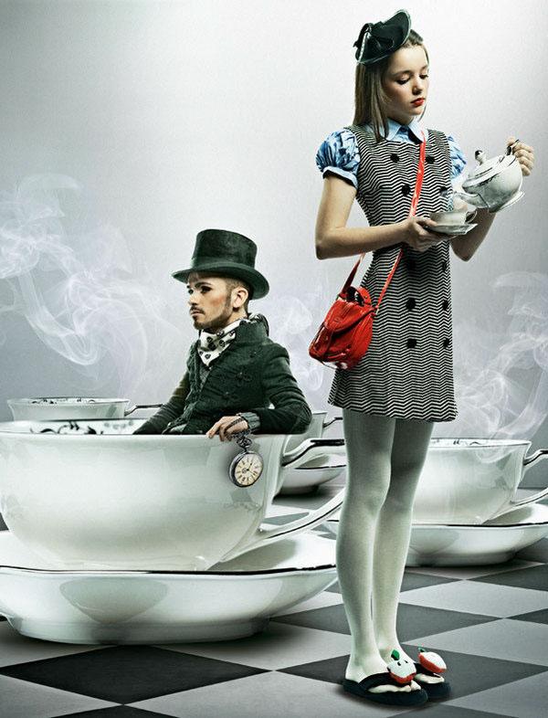 Алиса в Старне чудес / Alice by Momchil Hristov