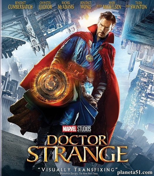 Доктор Стрэндж / Doctor Strange (2016/WEB-DL/WEB-DLRip)