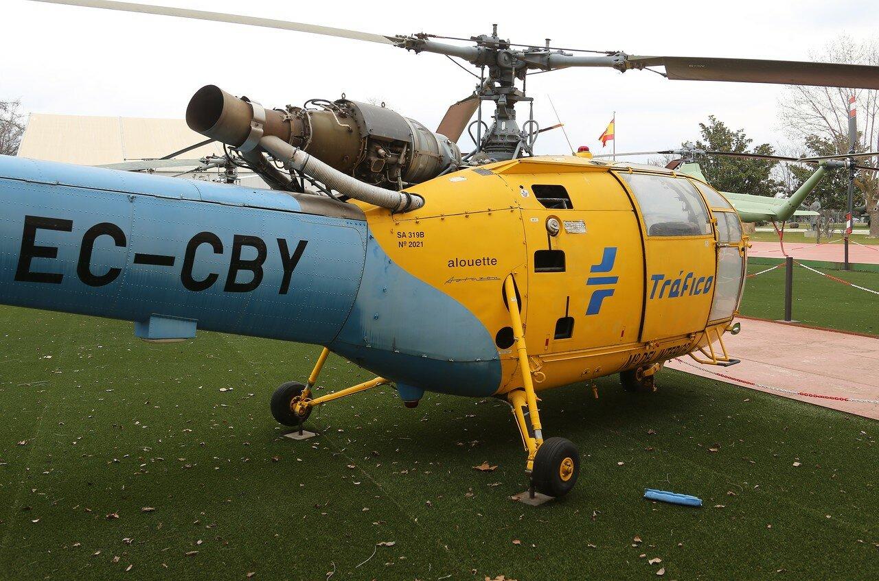 Aérospatiale SA-319B Alouette III (Museo del Aire, Madrid)