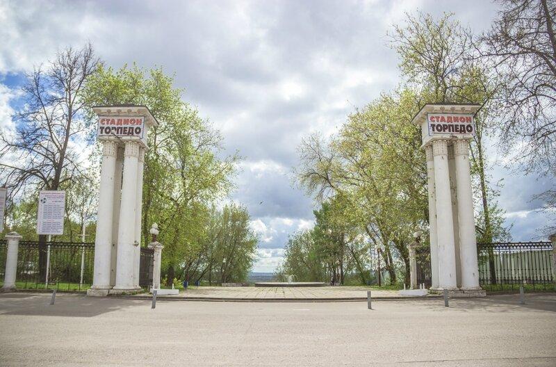 Весенний Владимир