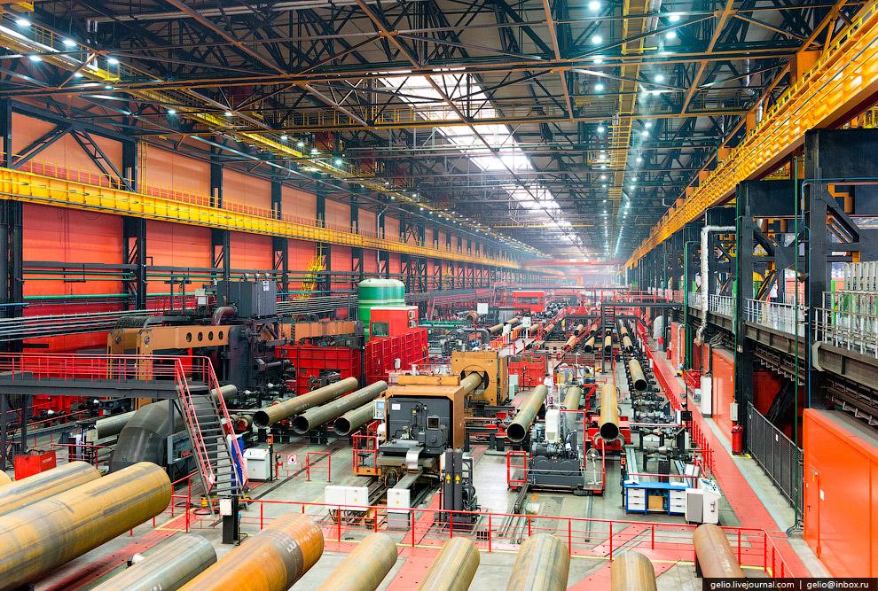 56. Благодаря запуску нового цеха российская топливно-энергетическая отрасль может полностью об
