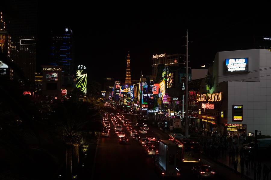 Лас Вегас. Город