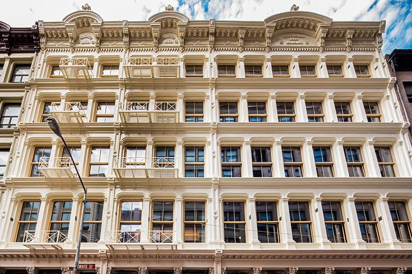 Обновленный исторический лофт в Нью-Йорке