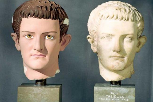 Римский император Калигула.