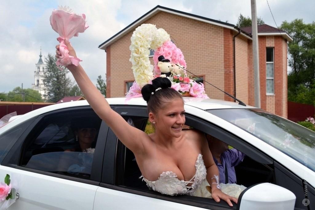 21. Невеста все-таки должна быть красивой.