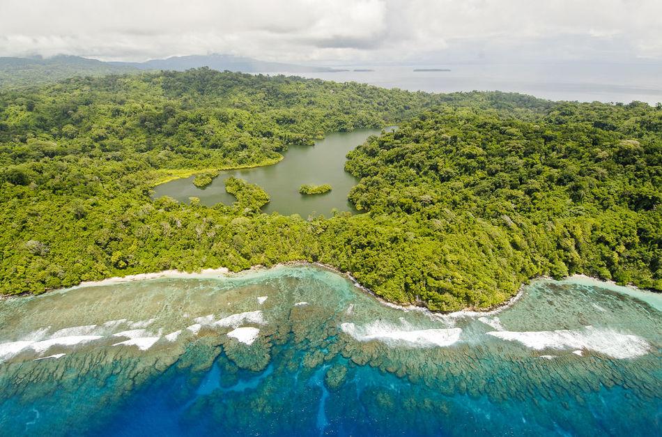 С 2002 года остров находится под наблюдением государственной организации, которая стремится максимал