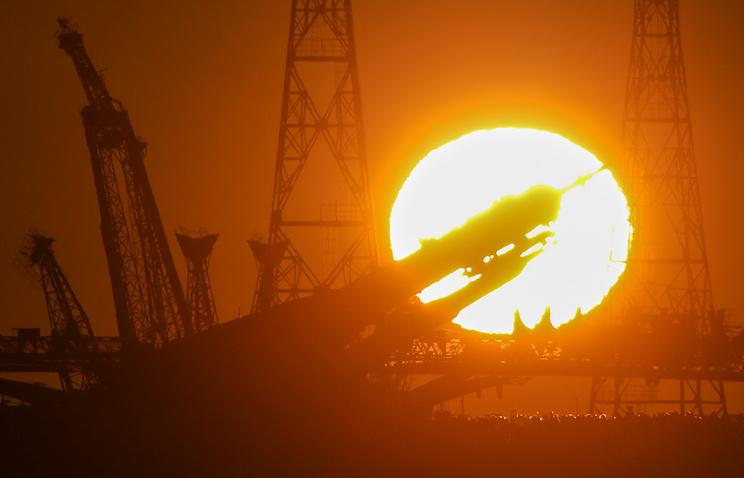 Названа предполагаемая дата запуска корабля «Союз МС-02»