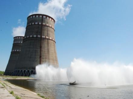 НаЗапорожской АЭС отключили четвертый энергоблок