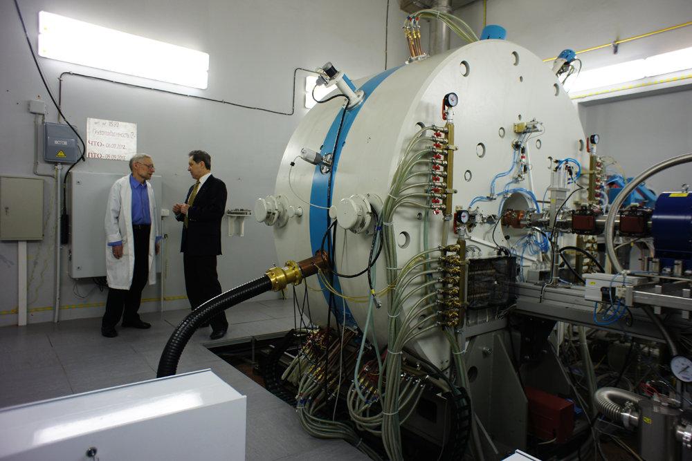 Челябинский центр ядерной медицины «Русатом Хэлскеа» начал прием пациентов