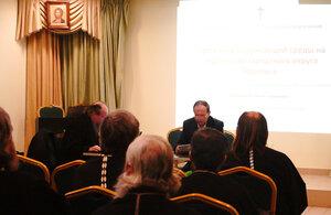 Пастырский семинар по экологической работе в Подольском благочинии