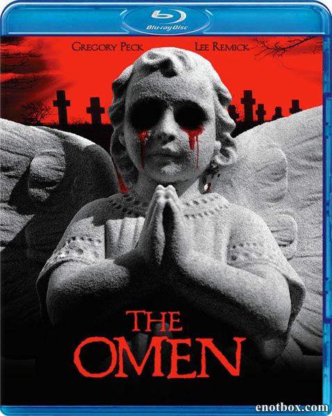 Омен / The Omen (1976/BDRip/HDRip)