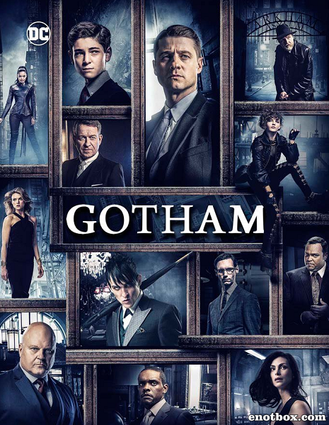 Готэм / Gotham - Сезон 3, Серии 1-15 (22) [2016, WEB-DLRip | WEB-DL 1080p] (LostFilm | NewStudio)