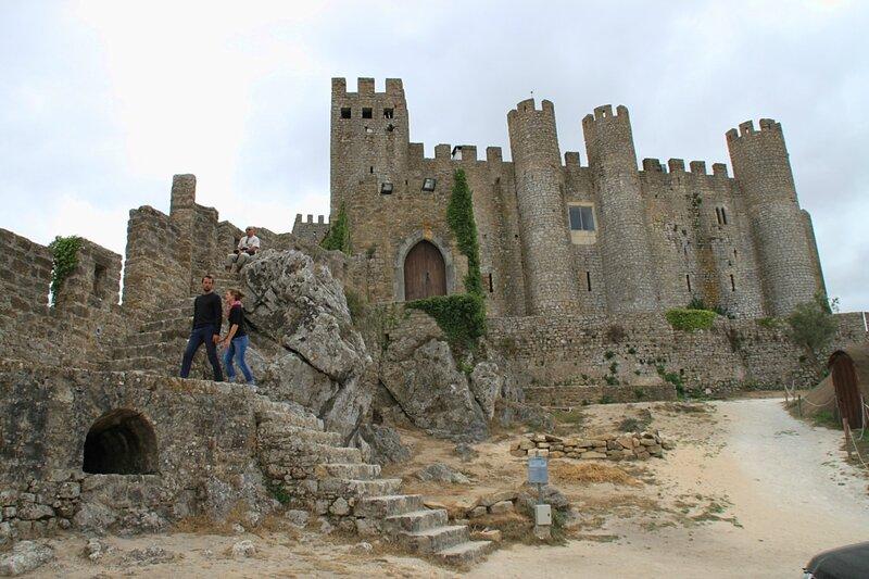 Обидуш, замок (Obidos Castle)