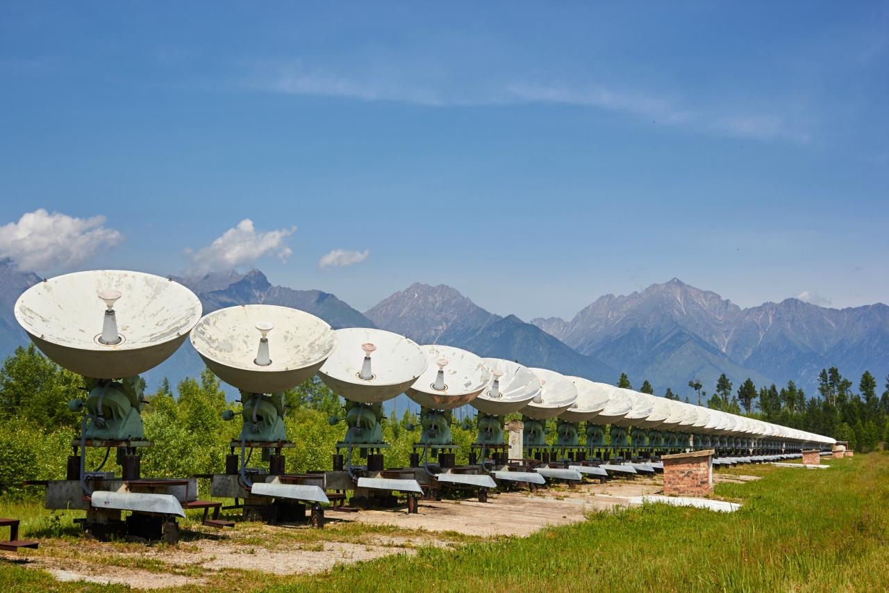 Сибирский солнечный радиотелескоп (ССРТ)