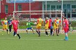 Солнцево - Боевое братство, футбольный матч