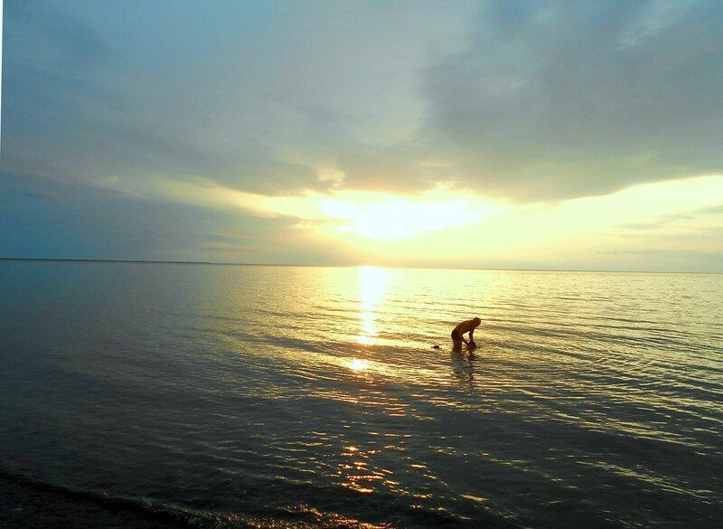 Купание... Море, в свете вечернем ... DSCN5532.JPG