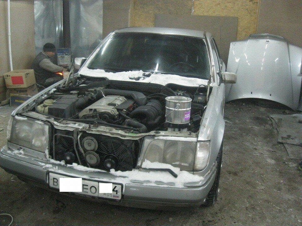 Как в Казахстане из старых Mercedes делают Rolls-Royce