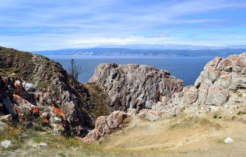 Над Байкалом
