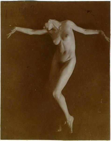 Искусство движения Неизвестн. автор. Из архива балетмейстера М. Мроза 2.jpg