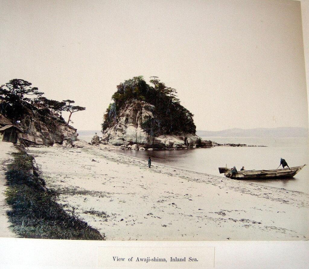 Авадзима. Внутреннее море