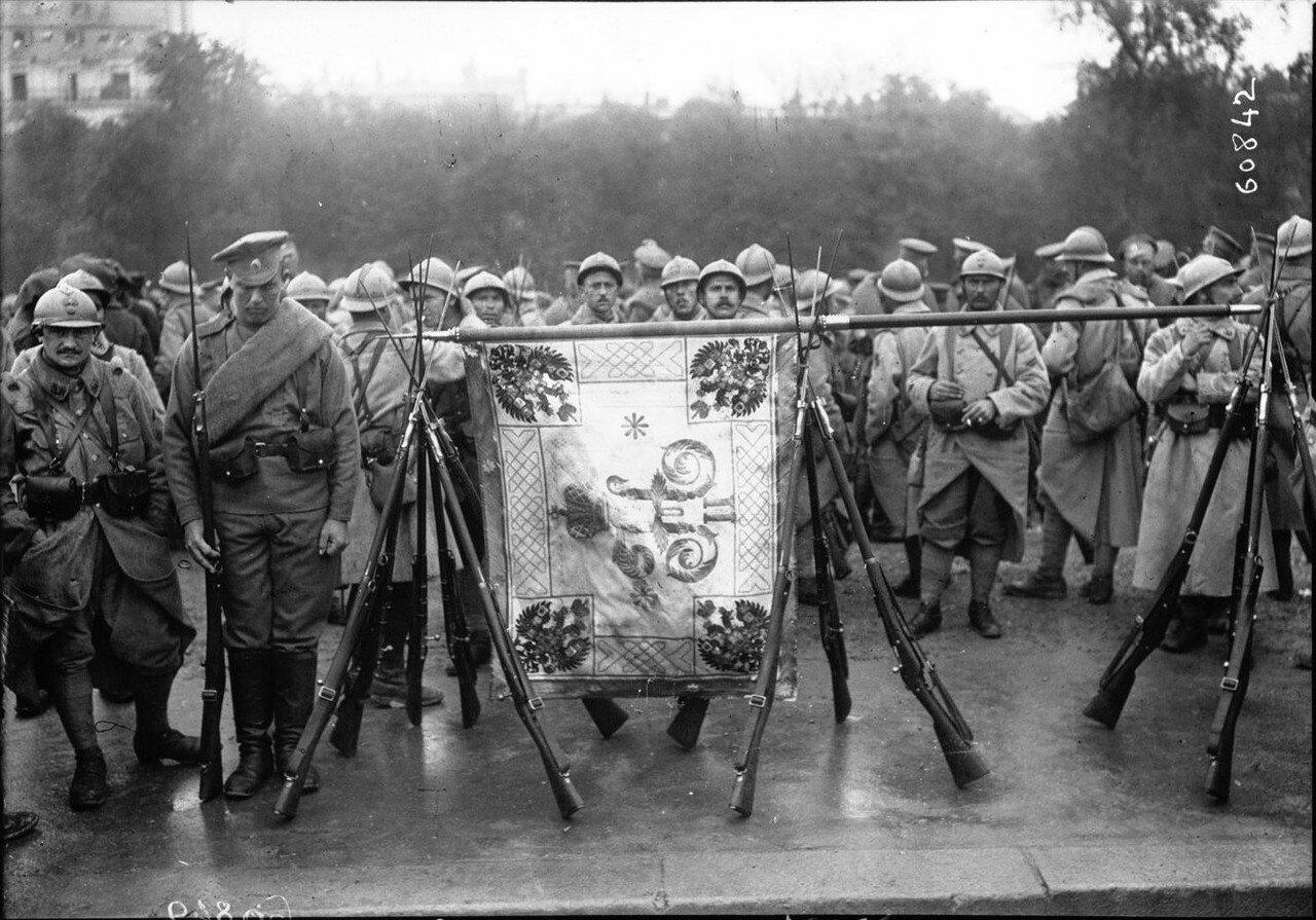 1916. 14 ����. ���������� �������������� ������ �� ������������ ��� �������� � ������