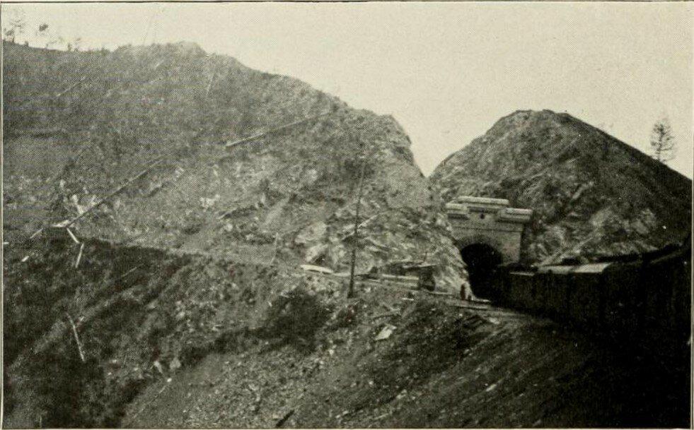 107. Единственный тоннель