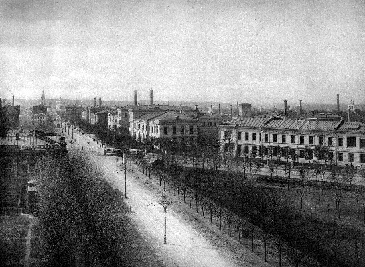 Большая Царицынская улица