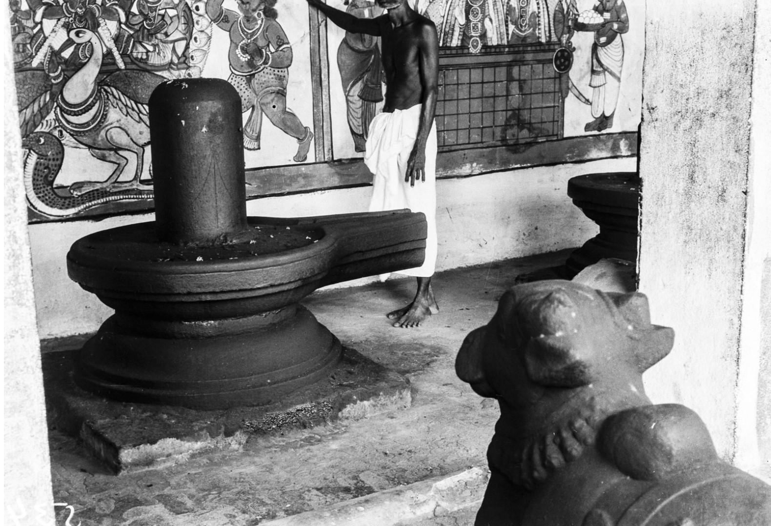 468. Мадрас. Лингам, символизирующий Шиву