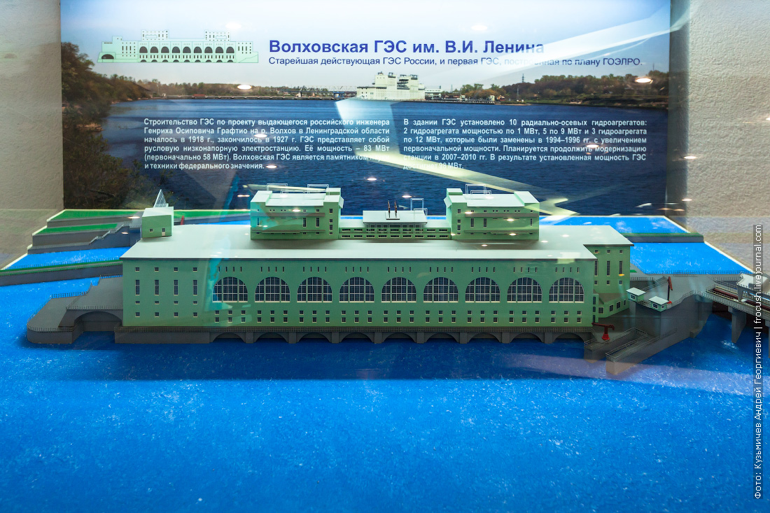 музей гидроэнергетики фото