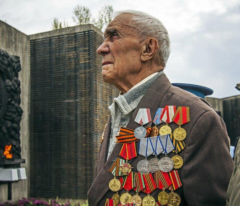 Миномётчик Леонид Фёдорович МАКАРОВ