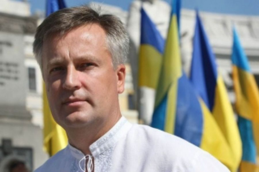 Наливайченко поддерживает легализацию Добровольческого Корпуса
