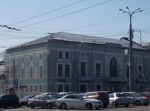 Ресторан Эрмитаж, где родился салат Оливье