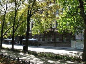 Гостиница на Приморском бульваре в Одессе