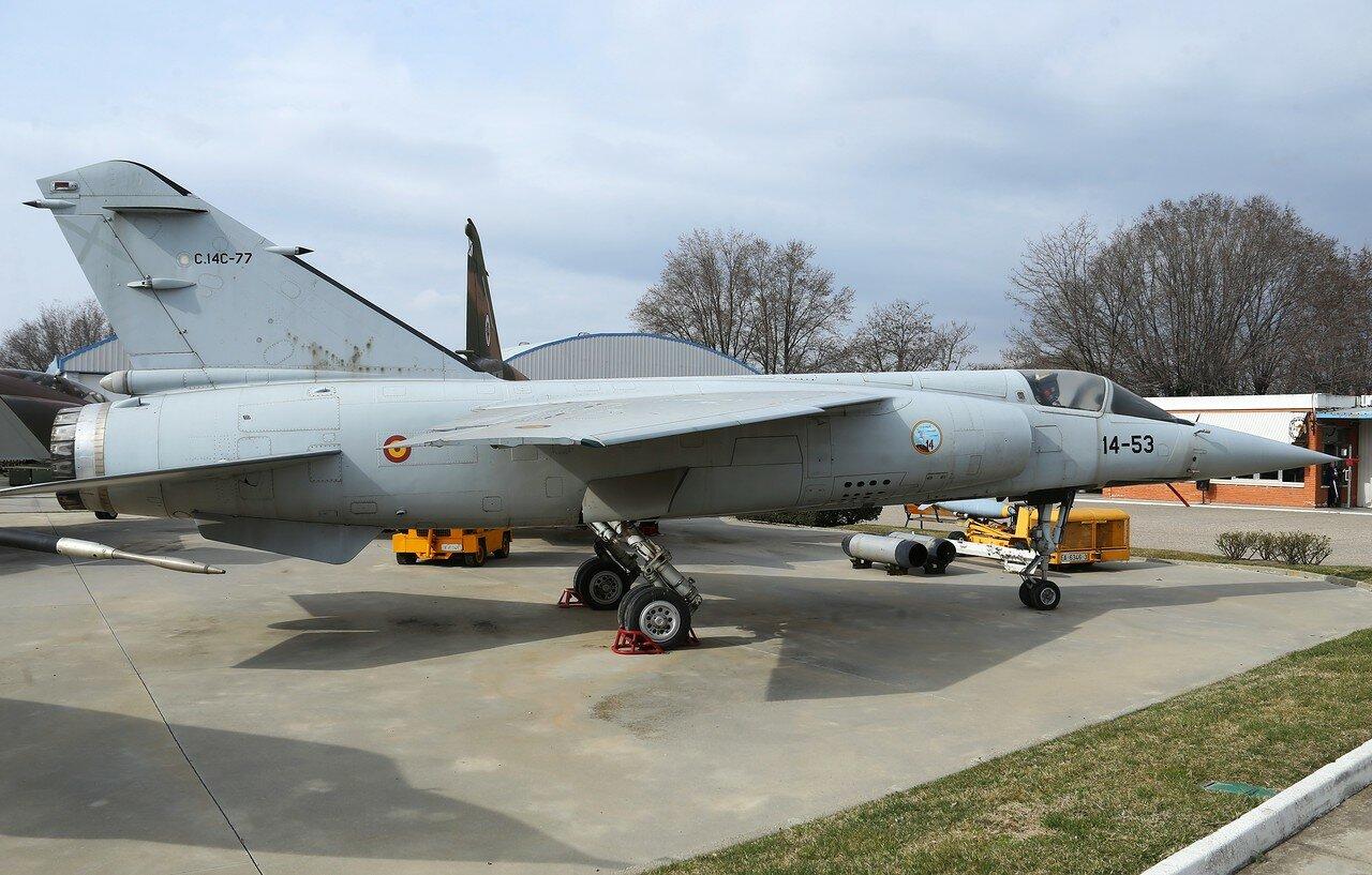 Dassault Mirage F1 (Museo del Aire, Madrid)