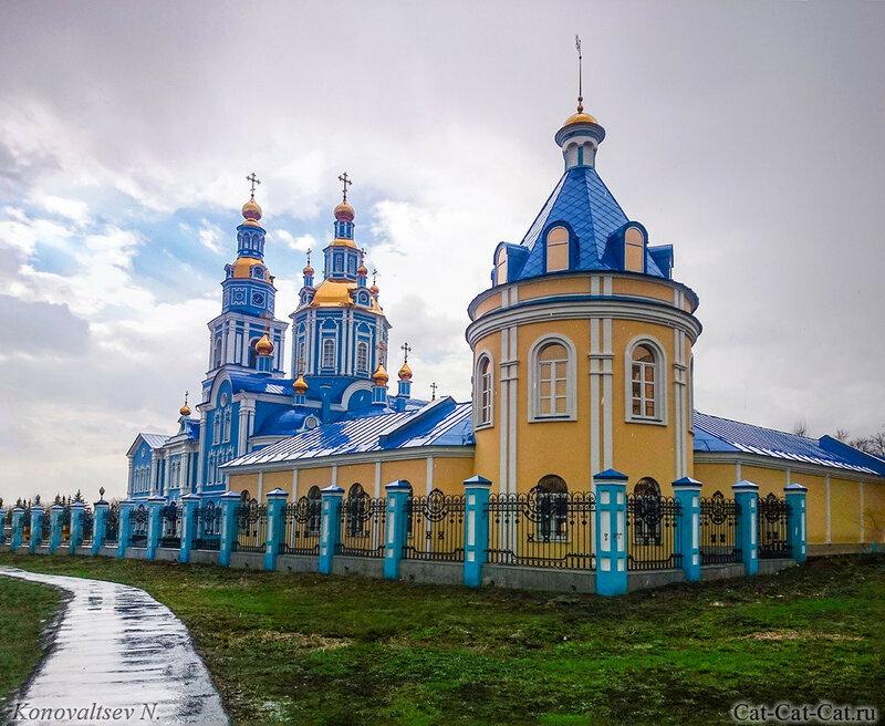 Спасо-Вознесенский кафедральный собор