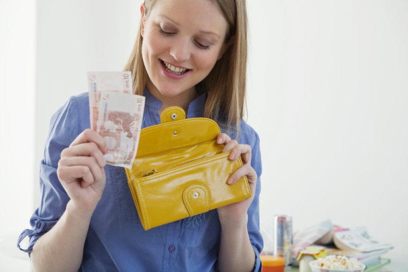 Смешанный бюджет Для многих женщин это, пожалуй, самый лучший вариант, который сочетает преимущества