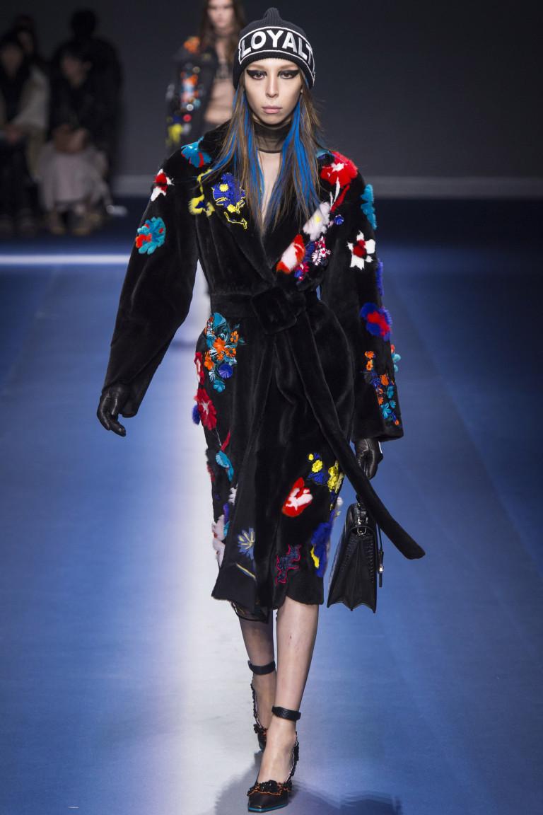 Неделя моды в Милане: Versace