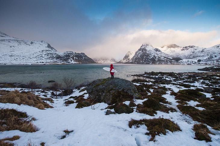 Несмотря на то, что архипелаг находится за полярным кругом, а также севернее полюсов холода Верхоянс