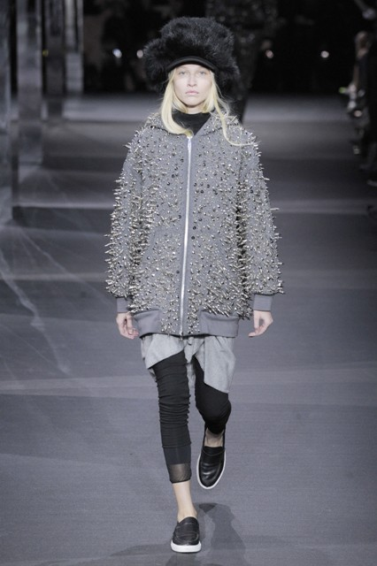 Как выглядеть модно в морозную погоду