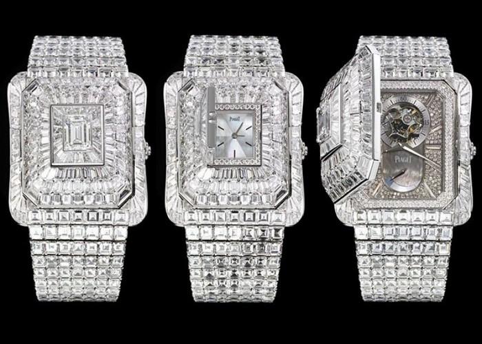 1. Piaget, Emperador Temple $ 3,3 млн Швейцарский производитель роскошных часов Piaget был основан в