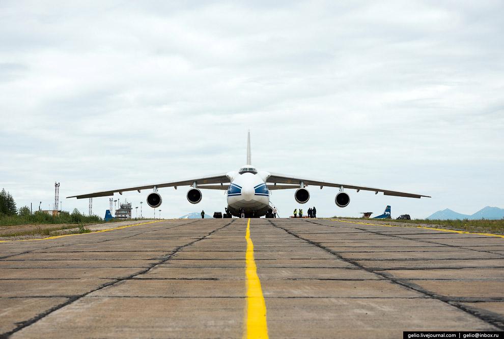 7. По сочетанию характеристик Ан-124 позже уступил только другому детищу Антонова — Ан-225 «Мри