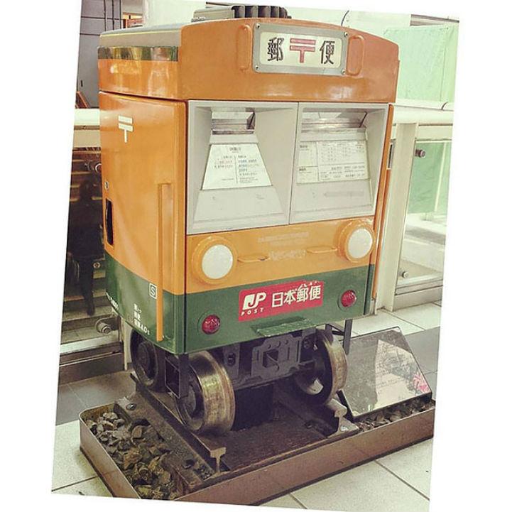 Даже почтовые ящики в Японии ну очень странные