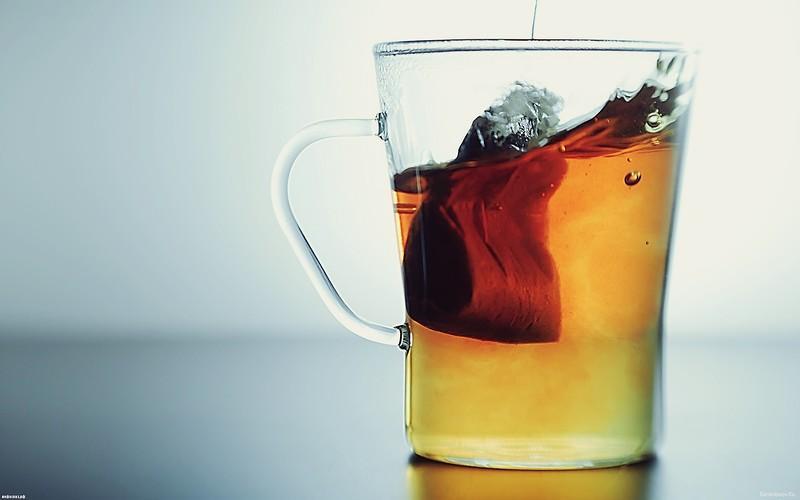 Необычное применение использованных чайных пакетиков