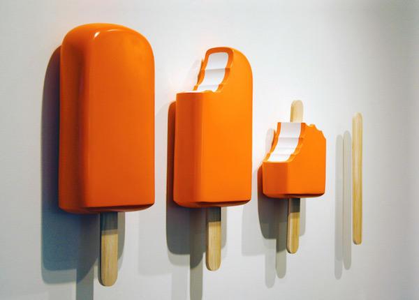 6. Инсталляция в лондонской галерее.